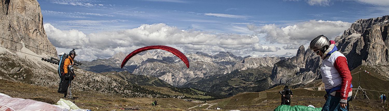 Dolomites XC Camp